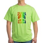 Inner Peace Green T-Shirt