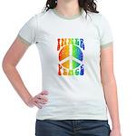 Inner Peace Jr. Ringer T-Shirt