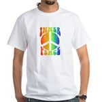 Inner Peace White T-Shirt