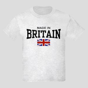 Made In Britain Kids Light T-Shirt