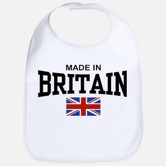 Made In Britain Bib