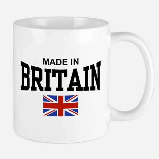 Made In Britain Mug