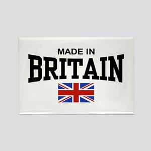 Made In Britain Rectangle Magnet