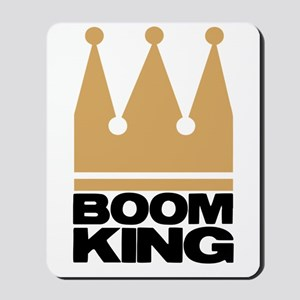 Boom King Mousepad