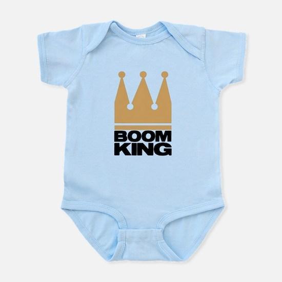 Boom King Infant Bodysuit