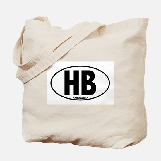 H.B. - Huntington Beach Tote Bag