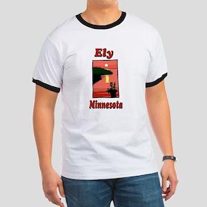 Ely Minnesota Ringer T