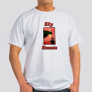 Ely Minnesota Light T-Shirt