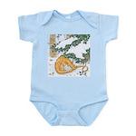Snow Dragon II Infant Bodysuit