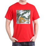 Snow Dragon II Dark T-Shirt