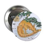 """Snow Dragon II 2.25"""" Button (10 pack)"""