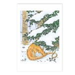 Snow Dragon II Postcards (Package of 8)