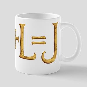 R+L=J Game Of Thrones Mugs