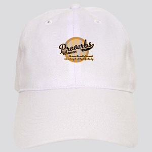 Proverbs Woman Cap