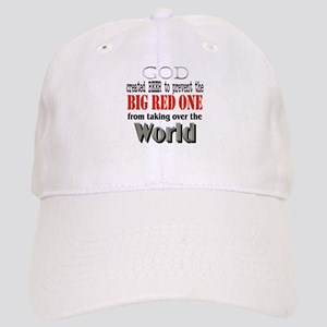 Big Red One Beer Cap