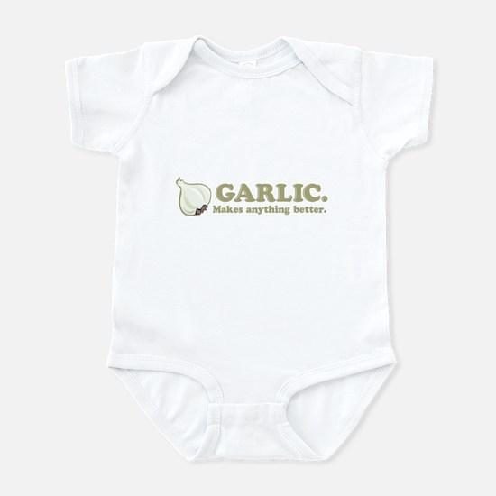 Garlic Makes Everything Bette Infant Bodysuit