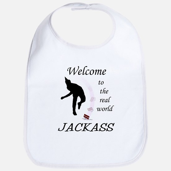 Welcome To The Real World Bib