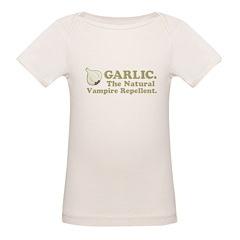 Garlic Vampire Repellent Tee