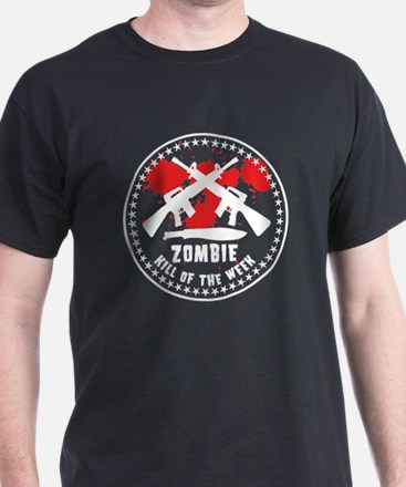 Zombie Kill of the Week T-Shirt