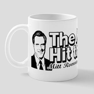 Mitt has Hit the Fan 2008 Mug