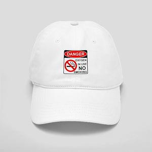 Oxygen in Use Cap