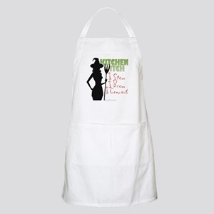 Kitchen Witch.1 Apron
