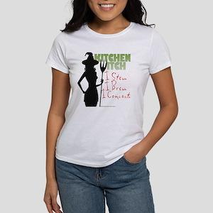 Kitchen Witch.1 Women's T-Shirt