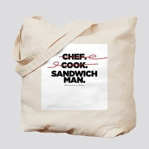 Sandwich Man Tote Bag