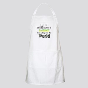 82nd Airborne Division BBQ Apron