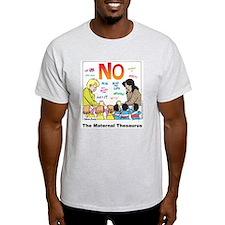 Maternal Thesaurus Light T-Shirt