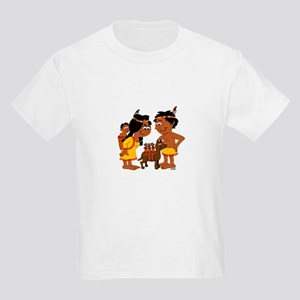 Puppy Papoose Kids Light T-Shirt