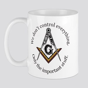 We don't control everything Mug