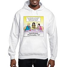 Lunchroom Philosophy Hooded Sweatshirt