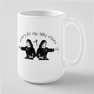 Our Holy Sisters Large Mug