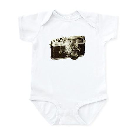 Retro Camera Infant Bodysuit