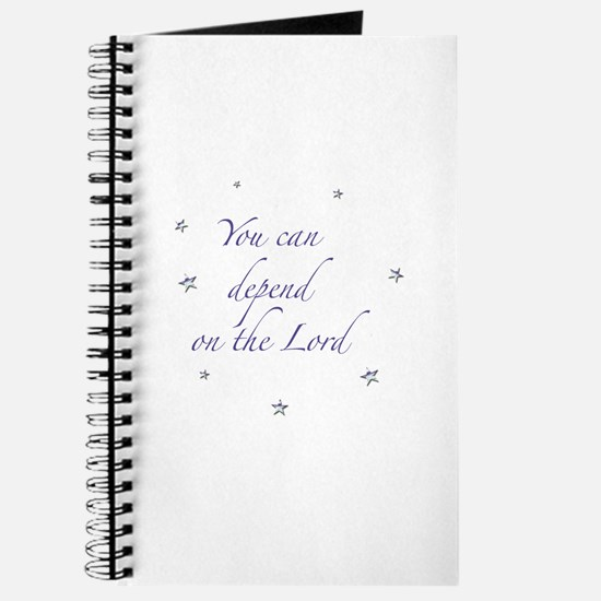 Depend on the Lord Journal