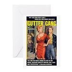 "Greeting (10)-""Gutter Gang"""