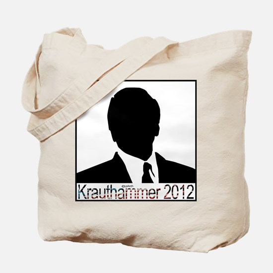 Krauthammer 2012 Tote Bag