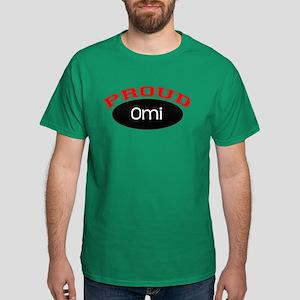 Proud Omi Dark T-Shirt