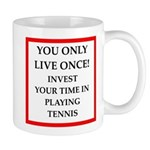 Funny sports and gaming joke Mugs