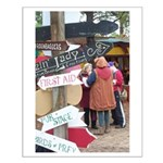Louisiana Festival Small Poster