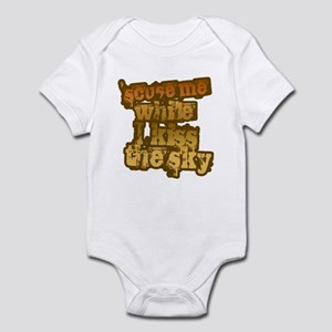 'Scuse me While I Kiss the Sk Infant Bodysuit
