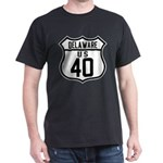 Route 40 Shield - Delaware Dark T-Shirt