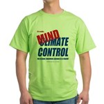 Climate Control Green T-Shirt