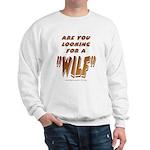 WILF MAN Sweatshirt