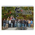2010 Calendar #1: Fall Dragon Run 2009
