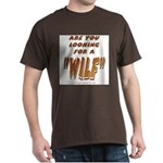 WILF MAN Dark T-Shirt