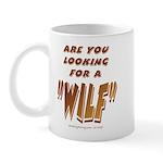 WILF MAN Mug