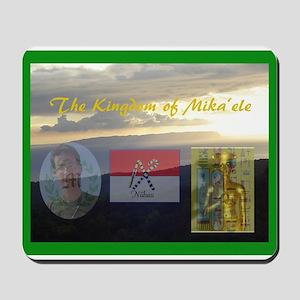 Mousepad of Kingdom of Mika'ele