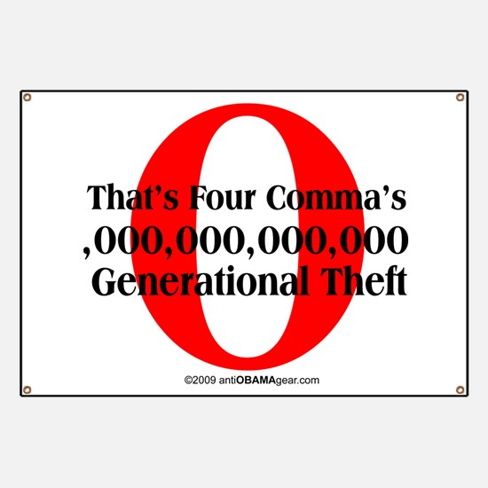 Generational Theft Banner